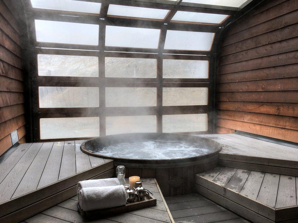 #3 - onsen hot pools