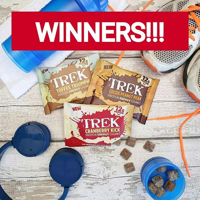 CONGRATS TO OUR #STRONGsisters @deadliftsarebae @rahimagoga & @just_another_human1 for winning @eattrek goodies!!! 😍😍😍 . Please DM us your addresses and we will send them out to you asap! 💜💜💜 . Hope everyone's having a STRONG AND POWERFUL DAY!!! 💪💪💪💥💥💥💜💜💜 #STRONGgirltakeover @stronggirltakeover