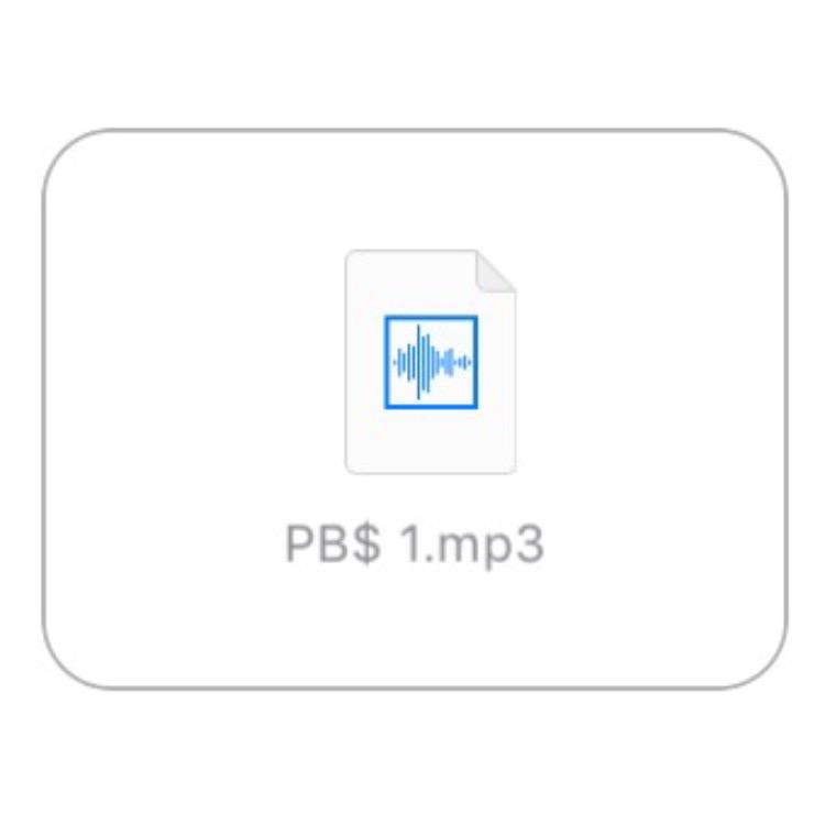 PBS WAV