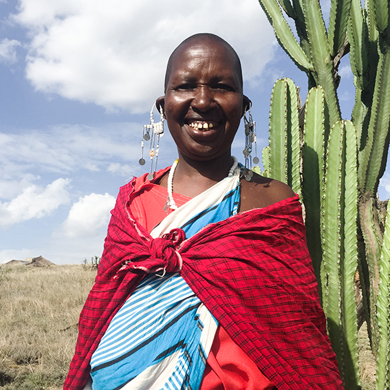 Maria Larusa / Ngabobo Village