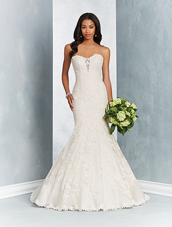 Alfred Angelo - Alfred Angelo has designed personalized, affordable wedding dresses for more than 80 years