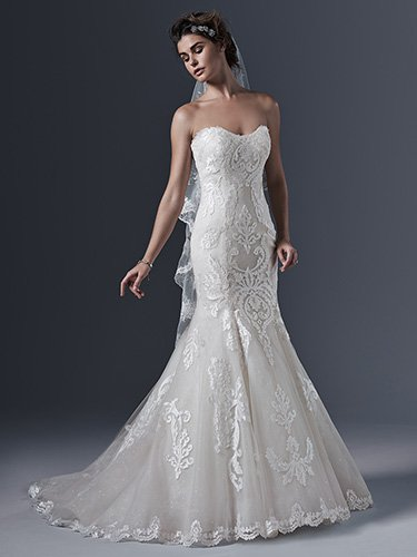 Sottero and Midgley - Contemporary and sophisticated, Sottero and Midgley is designed for the fashion-forward bride, an artful blend of refined styling and eye-catching drama.