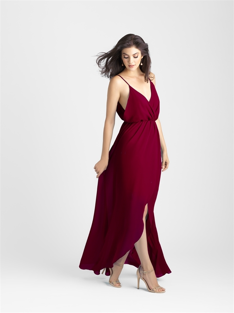Allure - Allure Bridesmaids offers a wide selection of dresses for the bridesmaid, allowing her to feel beautiful alongside the bride on her wedding day.