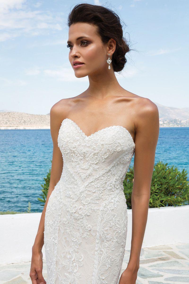Justin Alexander Bridal Dress