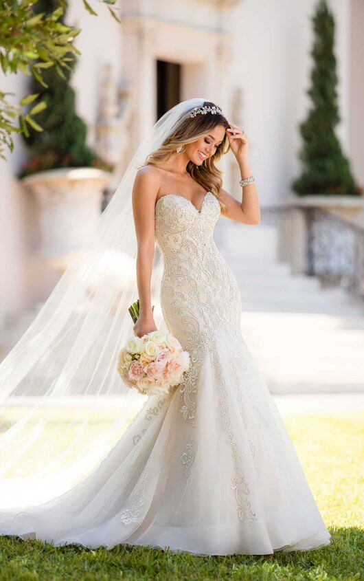 Stella York Wedding Gown