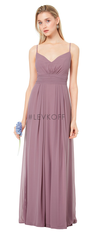 Bill Levkoff Bridesmaid Gown