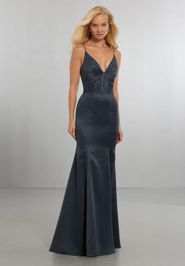 Mori Lee Bridesmaid Gown