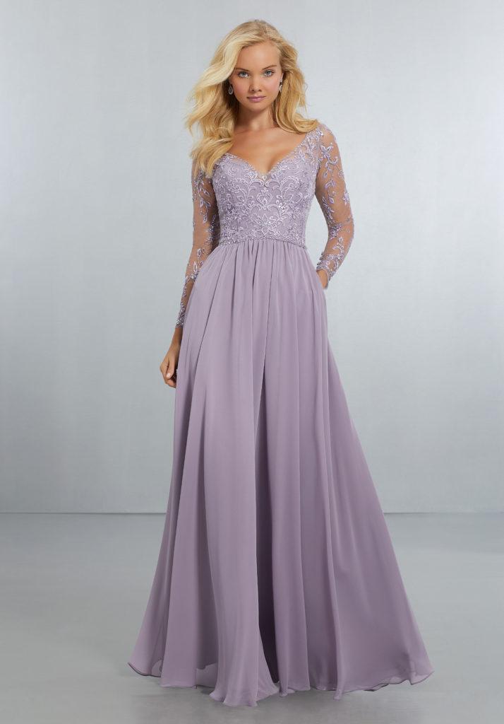 Mori Lee Bridesmaid Dress
