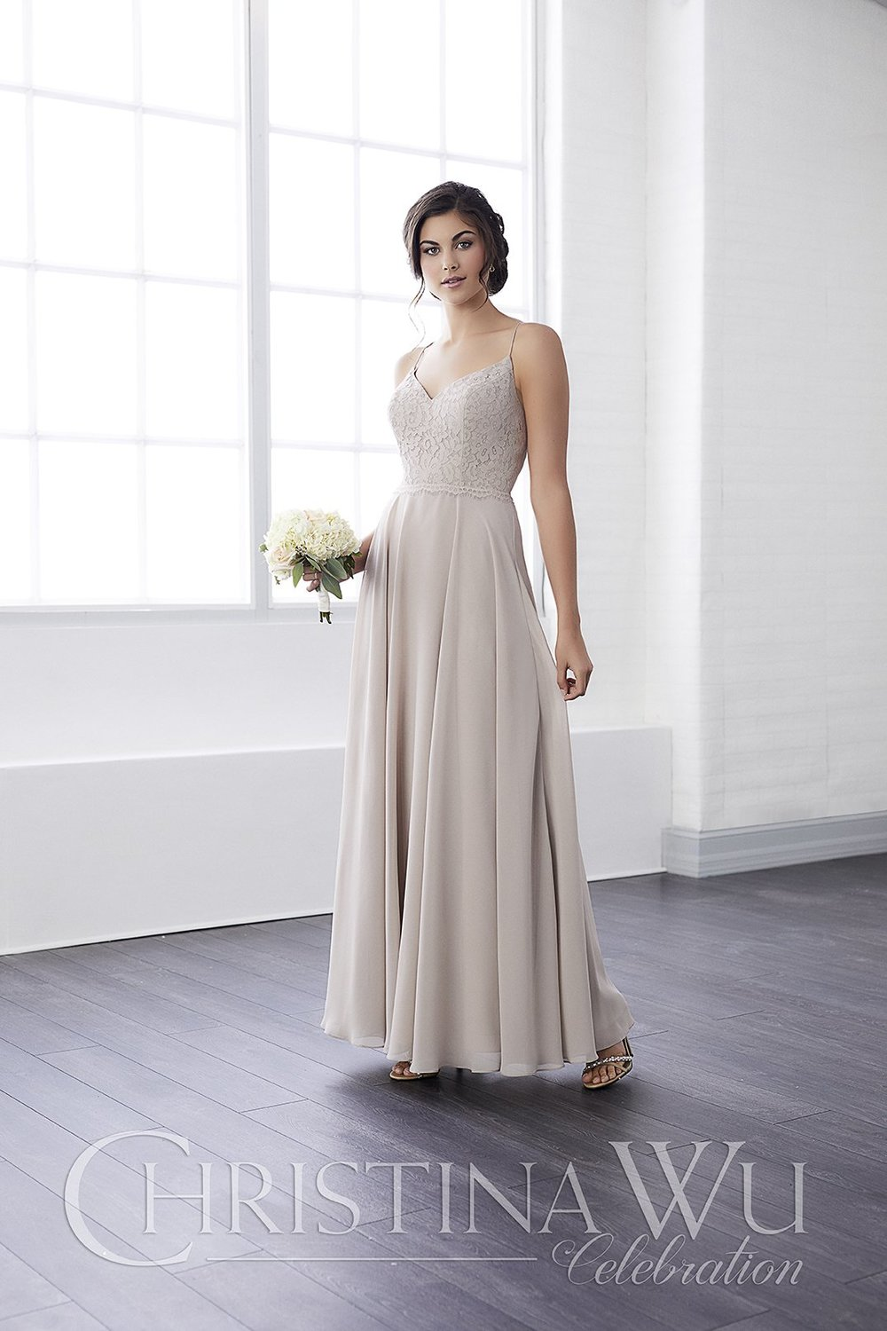 House of Wu Bridesmaid Dress