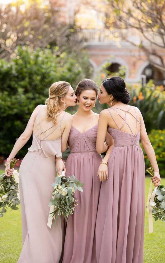 Sorella Vita Bridesmaid Gowns