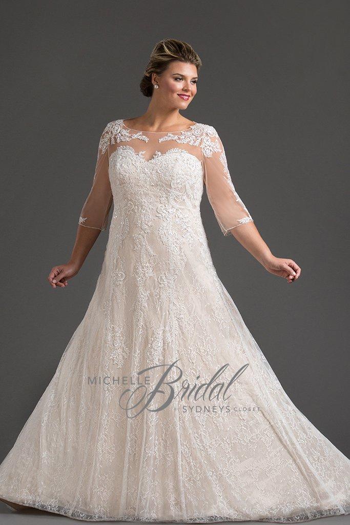 Sydney's Closet Bridal Gown