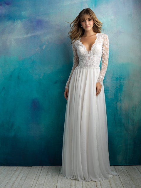 Allure Wedding Gown