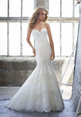 Mori Lee Bridal Gown