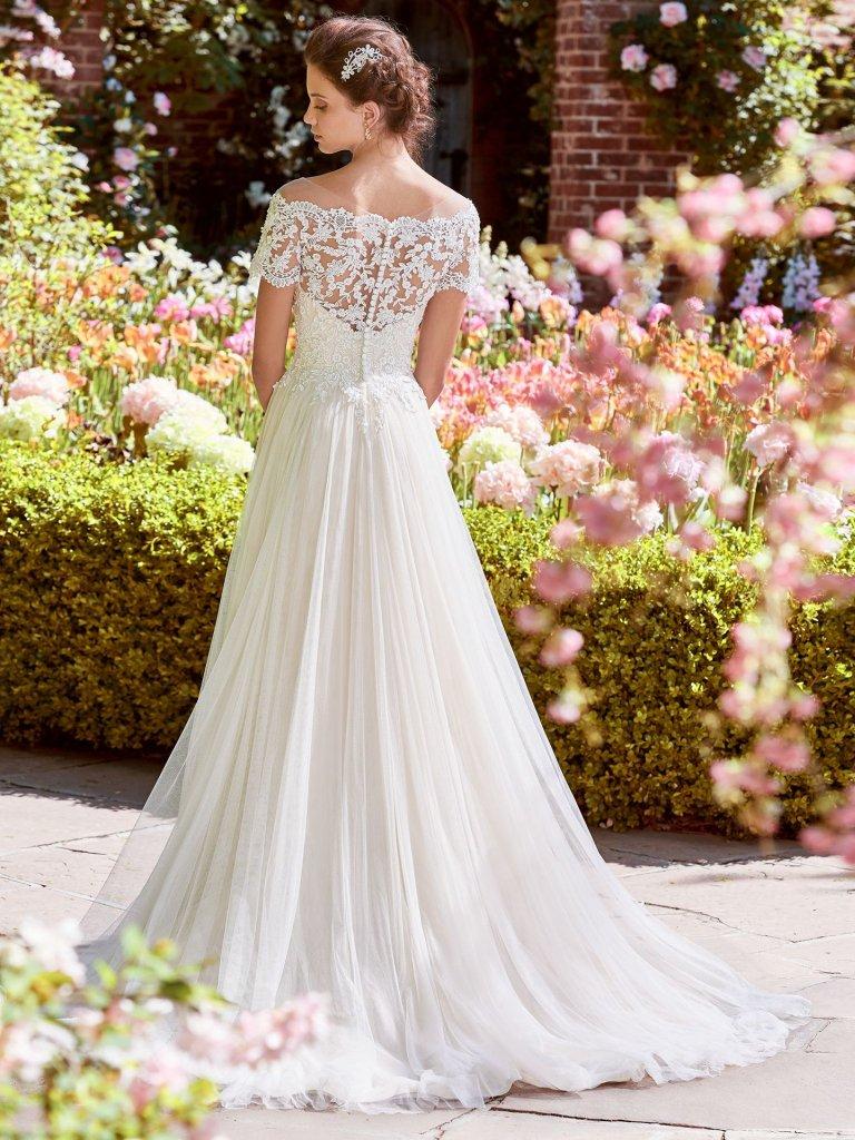 Rebecca Ingram Bridal Dress