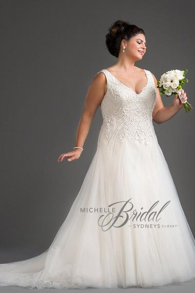 Sydney's Closet Bridal Dress