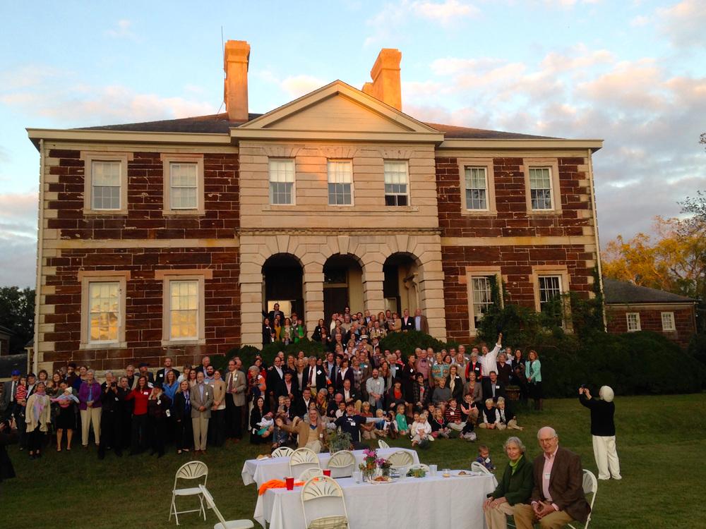 Tayloe Family Reunion 2015
