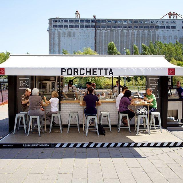 Porchetta - Montreal  June 2012