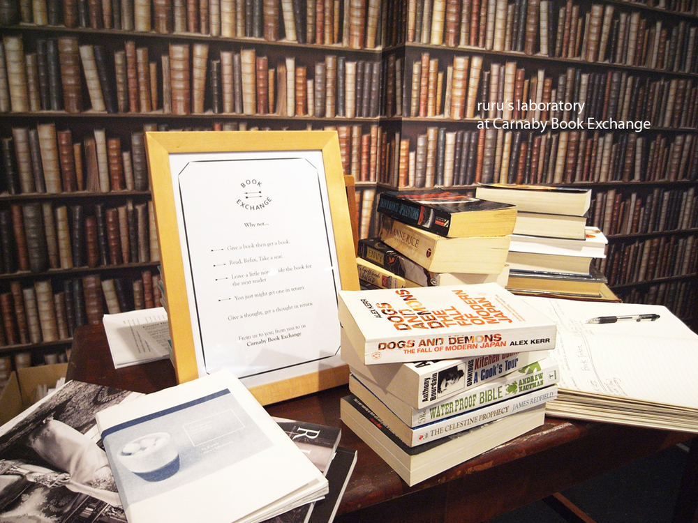 Carnaby Book Exchange , London, UK