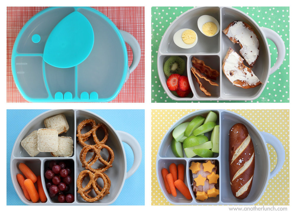 5. PACK FOODS WITH REUSABLE STORAGE CONTAINERS -