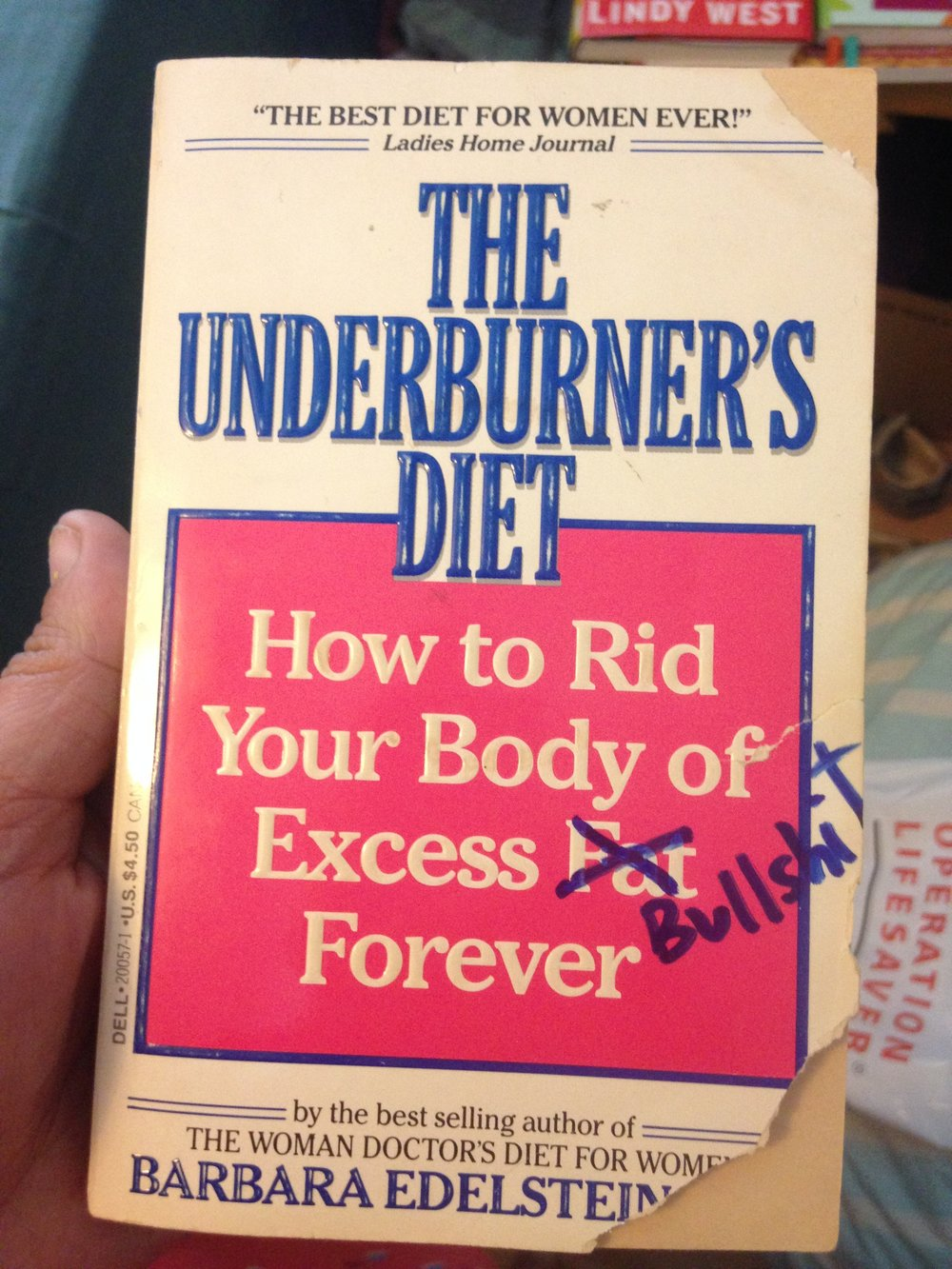 How To Rid Your Body of Excess Bullshit Forever