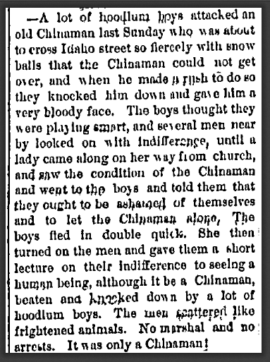 January 25, 1888,  Idaho Statesman