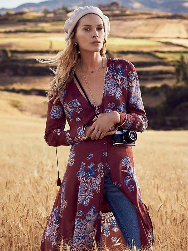 Styl.ed Fall Transition with Free People and Erin Wasson 2