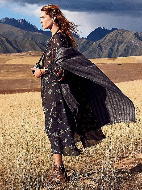 Styl.ed Fall Transition with Free People and Erin Wasson 3