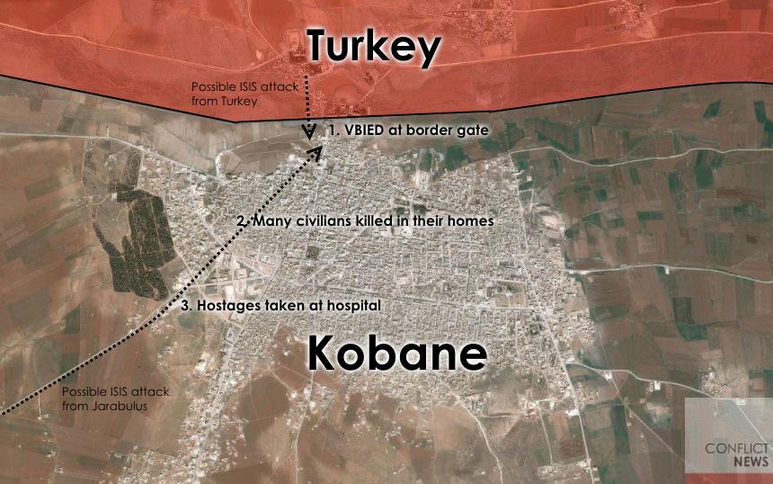 Kobane Attack