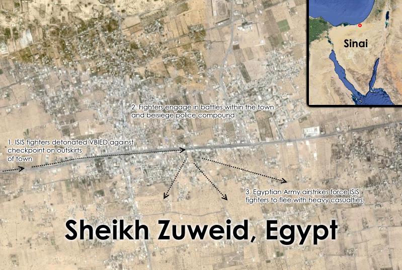 Sinai Attack
