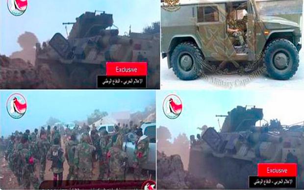 Russian troops in Syria (via @ValkryV)