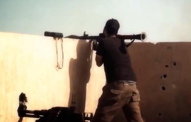 RPG Fighter Libya