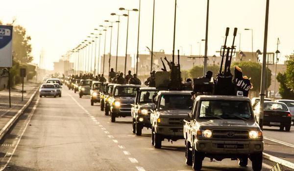 Libya Convoy ISIS