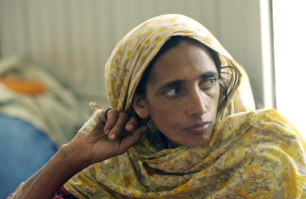 Pakistani woman. Image: United Nations Photo - Flickr/Creative Commons