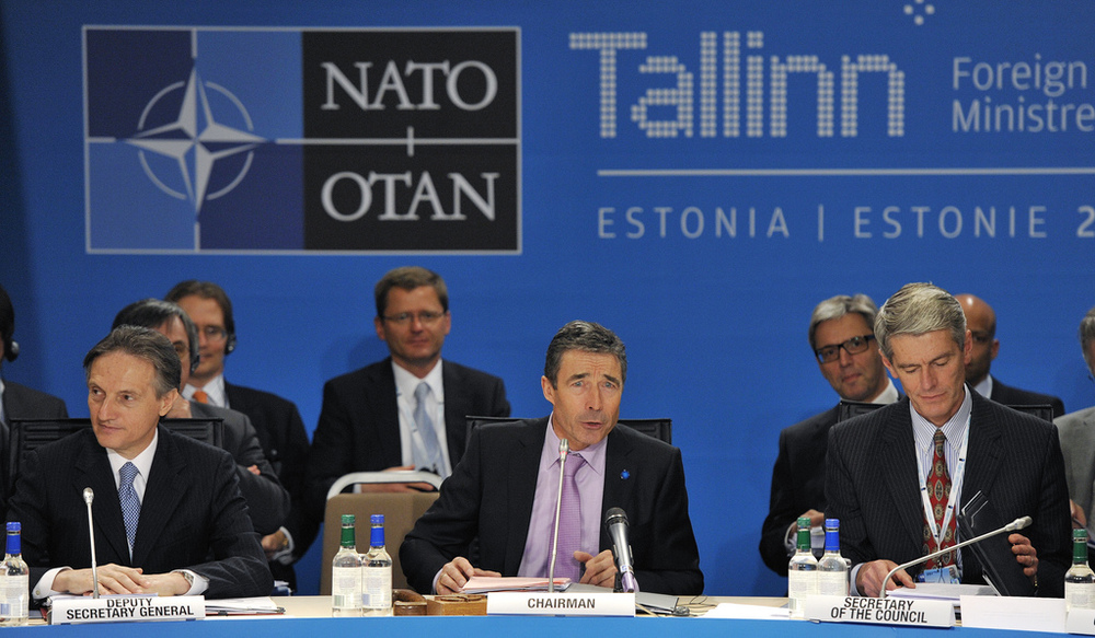 NATO summit in Estonia. Image:  Flickr/Estonian Foreign Ministry