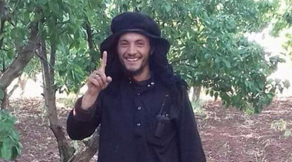 Picture of the killed ISIS commander, Abu Hashim ar-Rifa'i