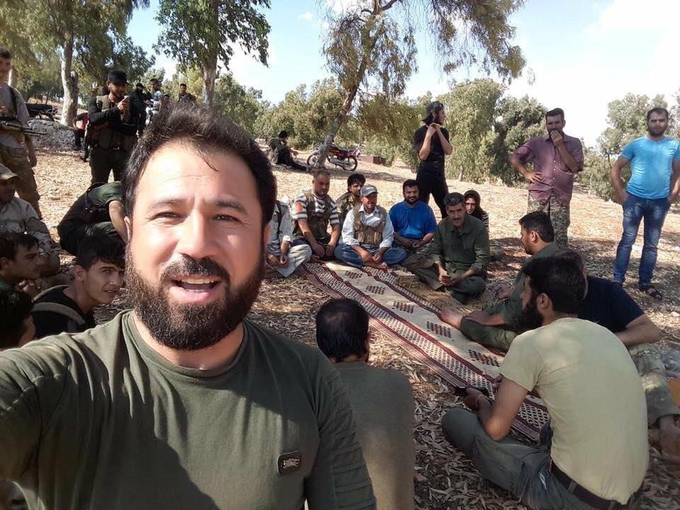 Wael al Ghabi, Jaish al Nukhba commander