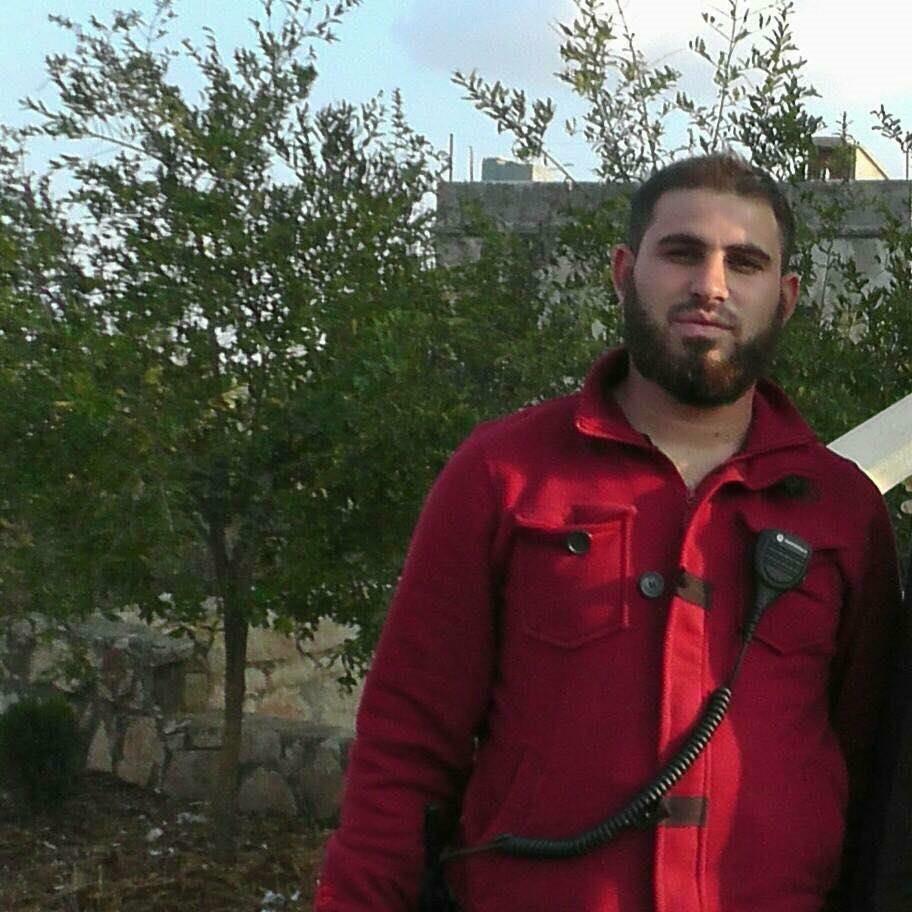 Alaa al Ghabi, Jaish al Nukhba commander