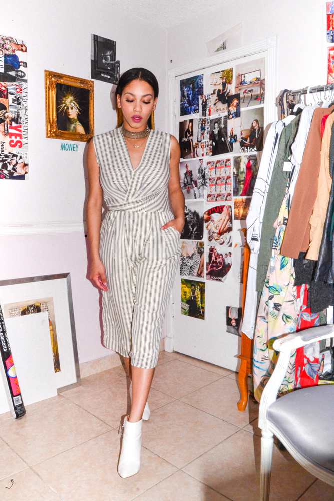 Biz Moves - Perfect versatile jumpsuit for an year round usage