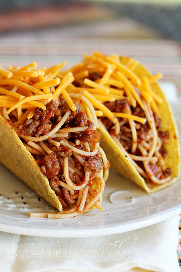 Spaghetti Tacos Jw Illustrations