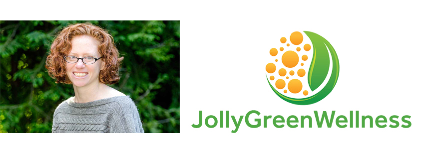 Learn more about Erica Stein and Jolly Green Wellness