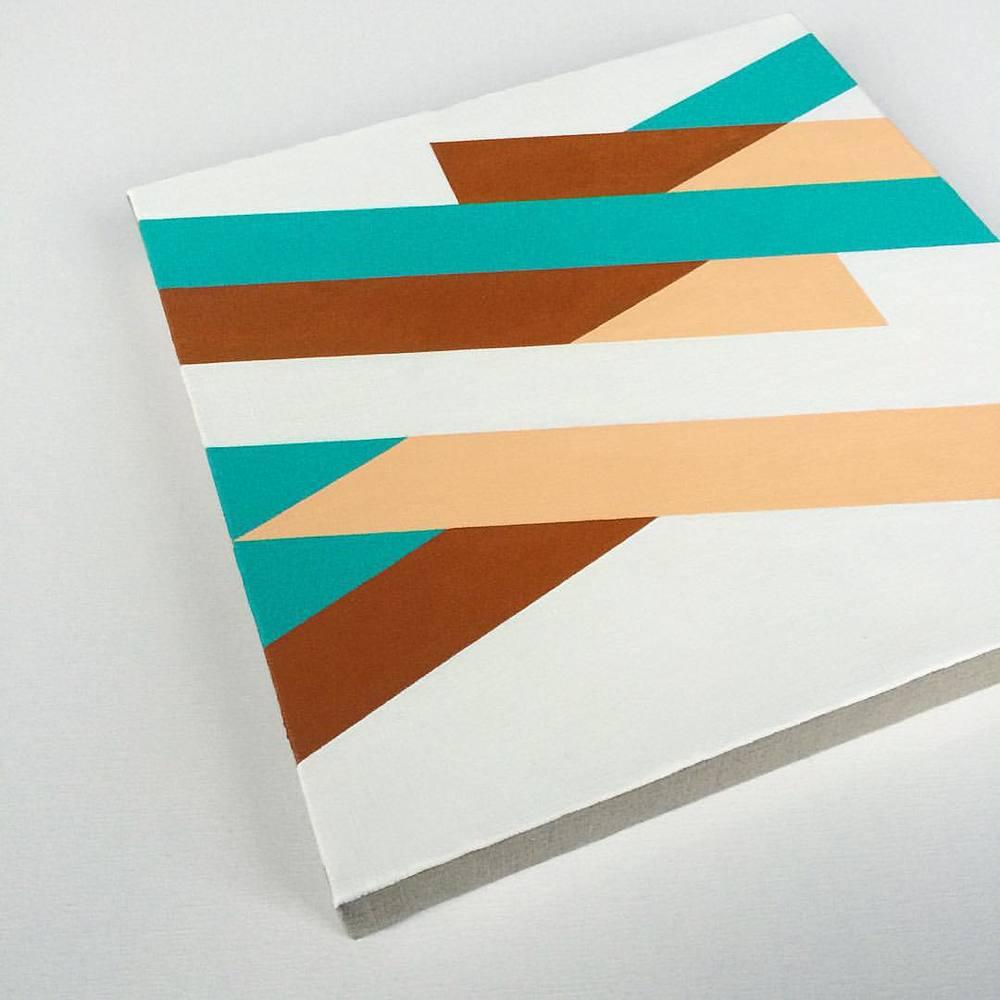 30x30 cm canvas