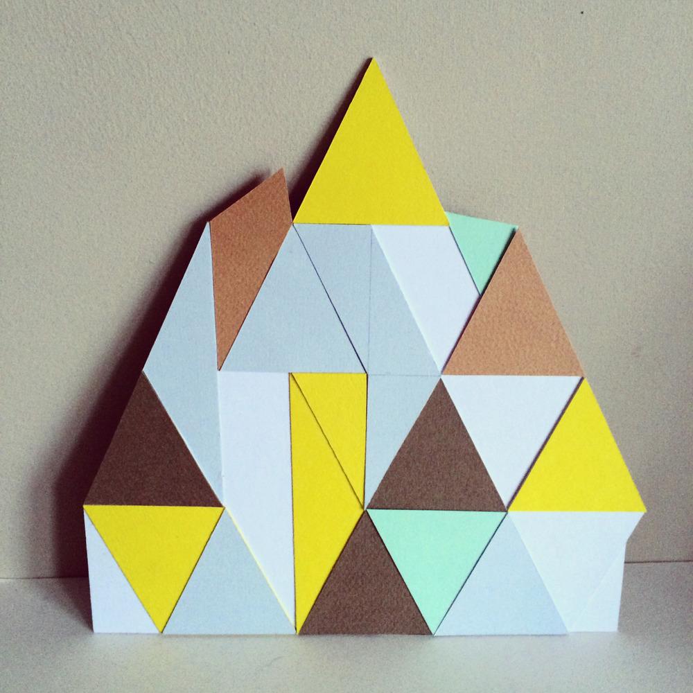 cut-out paper