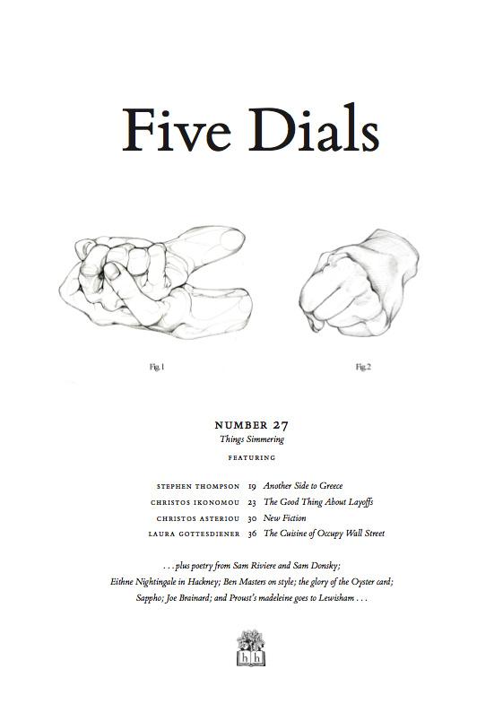 Illustrations in Five Dials magazine:http://fivedials.com/files/fivedials_no27.pdf