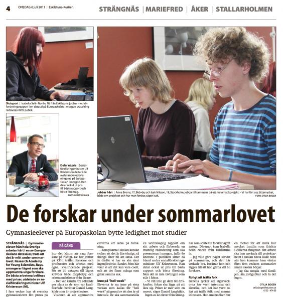 Artikel_Strängnästidning