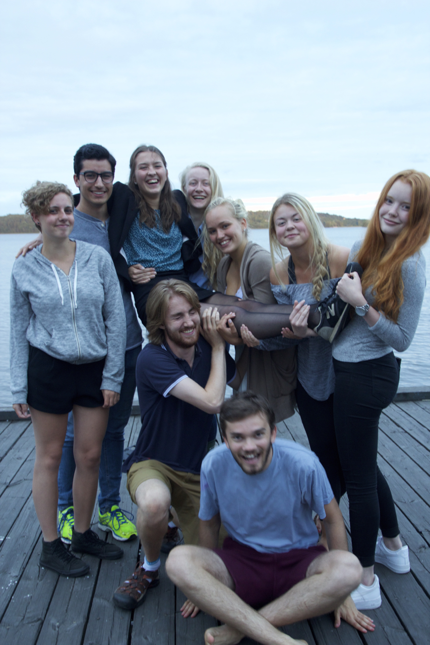Handledargruppen Klara vinnare med handledare Klara Kiselman