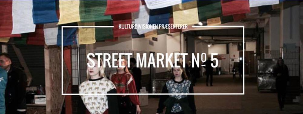 STREET MARKET NO. 5