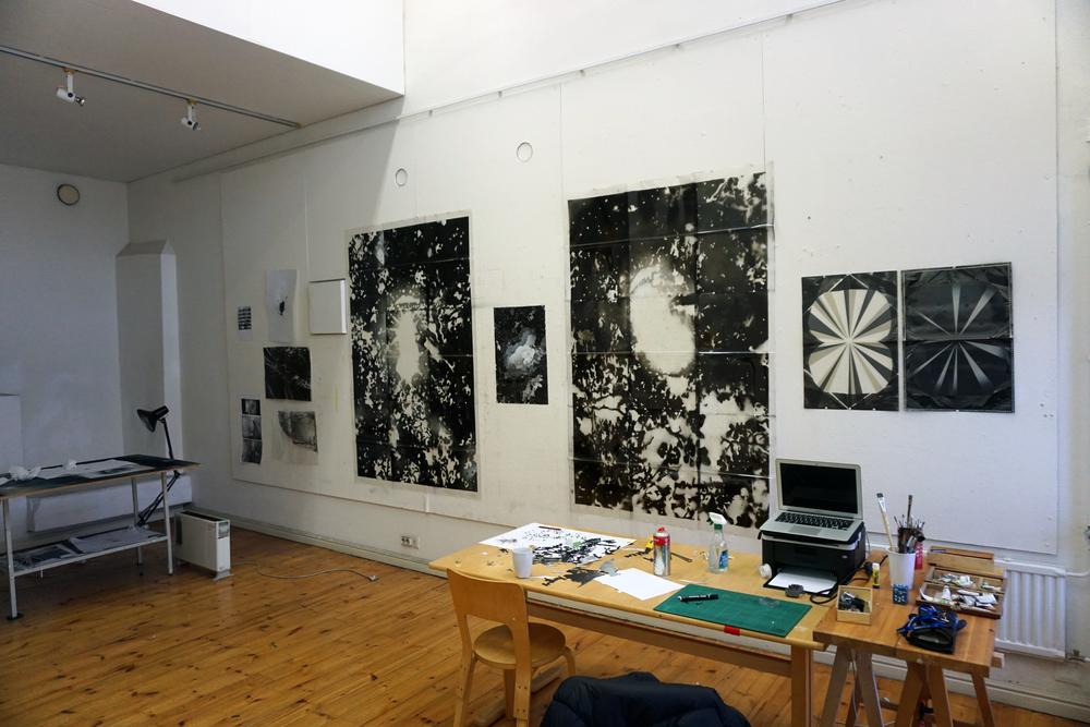 Helsinki HIAP studio 2015/16