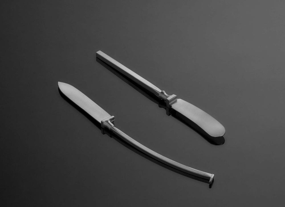 "K-05\K-06  Fruit Knife, 7.5""\Spreader, 6"""