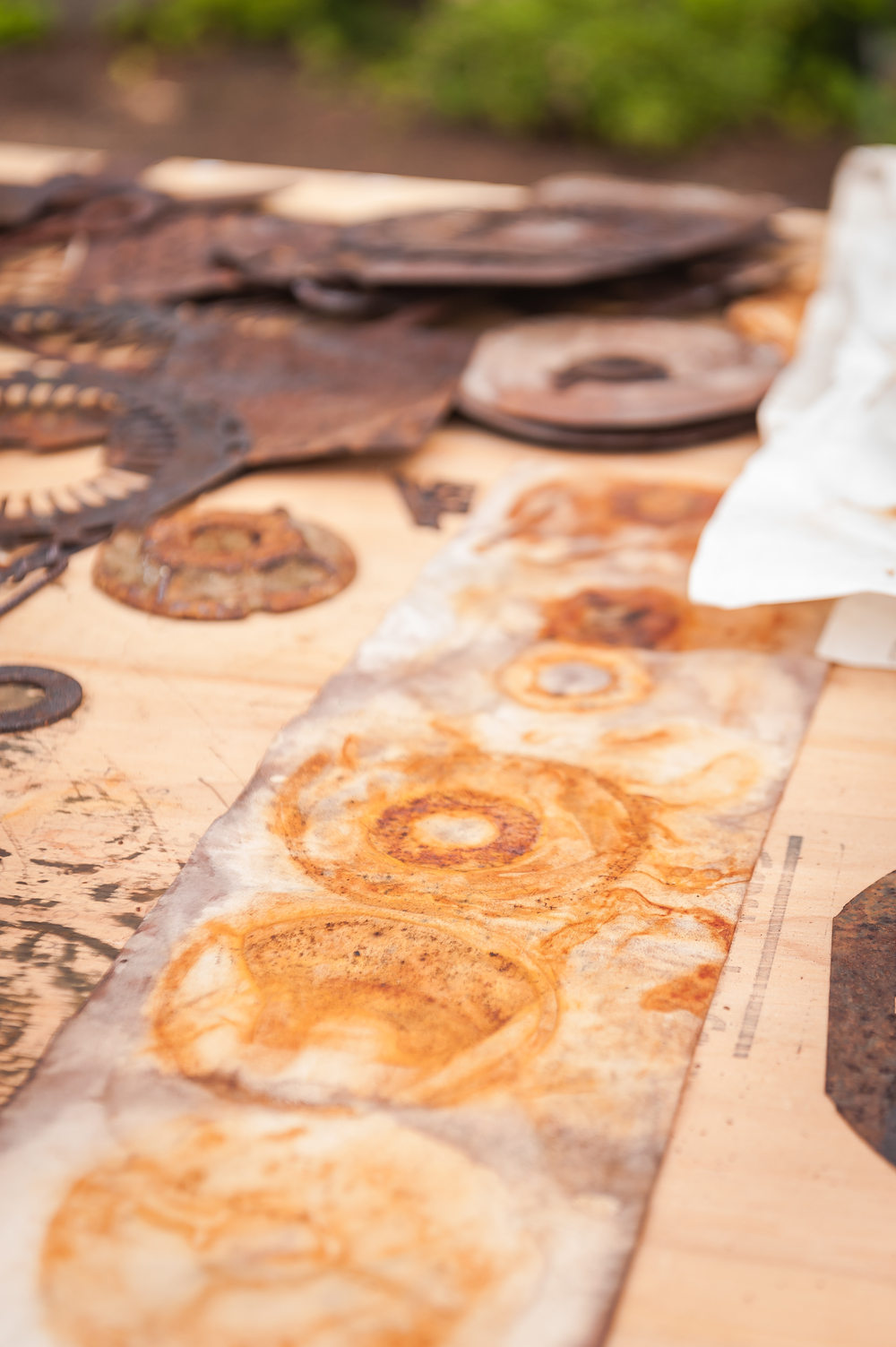 Rusting Papers