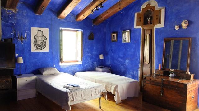 Room view at Can Serrat